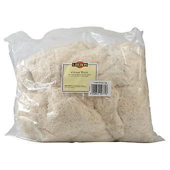 Liberon Cotton Waste 1kg LIBCW1KG