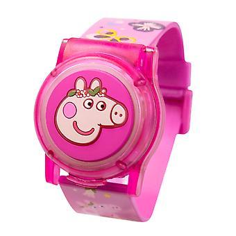Peppa Pig - Digitaalinen rannekello