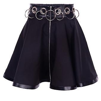 Plisovaná sukně na zip