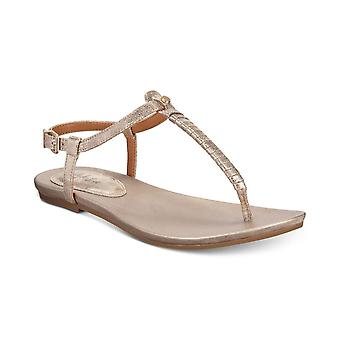 Style & Co. Womens Finlacey Open Toe Casual Ankle Strap Sandals