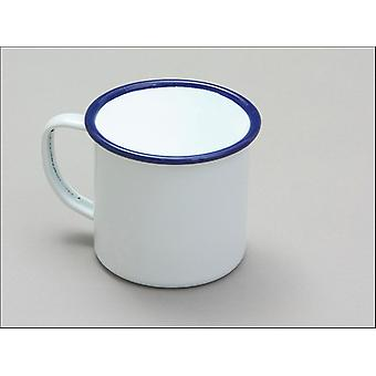 Falcon Enamel Mug White 8cm 50008