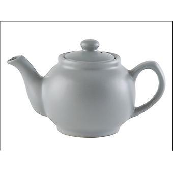 Price Kensington Teapot Matt Grey 6 Cup 0056.732