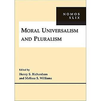 Moreel Universalisme en Pluralisme (NOMOS-serie)
