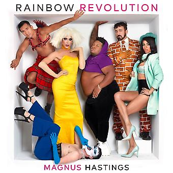 Rainbow Revolution by By photographer Magnus Hastings