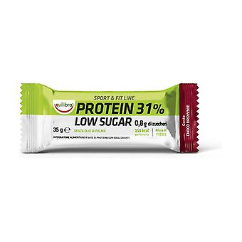 Protein 31% Low Sugar Choco brownie None