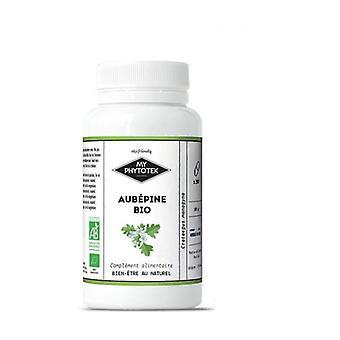 Organic hawthorn 200 capsules of 210mg