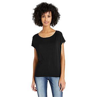 Marque - Daily Ritual Women-apos;s Jersey Dolman Short-Sleeve Tie-Back Shirt...