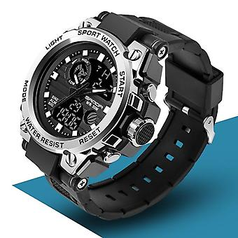 Sports Men's Watches, Luxury Military Quartz Watch