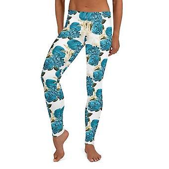 FloralE Athleisure Leggings