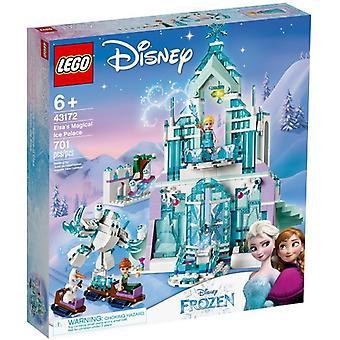 לגו 43172 ארמון הקרח הקסום של אלזה