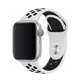 Apple Watch 38/40MM White Strap - Sport Deluxe
