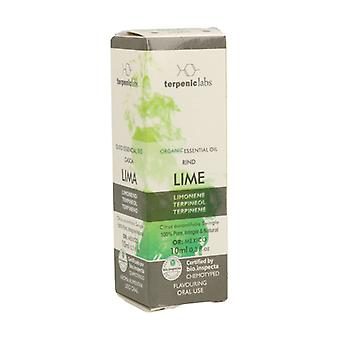 Lime Essential Oil Bio 10 ml of essential oil