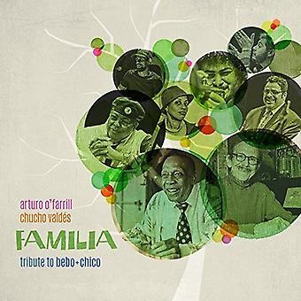 O'Farrill, Arturo / Valdes, Chucho - Familia: Tribute to Bebo & Chico [CD] USA import