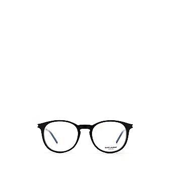 Saint Laurent SL 106 czarne okulary unisex