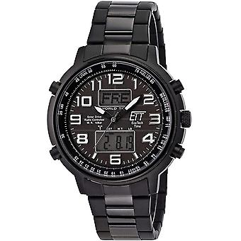 Mens Watch Ett Eco Tech Time EGS-11390-25M, Quartz, 48mm, 10ATM