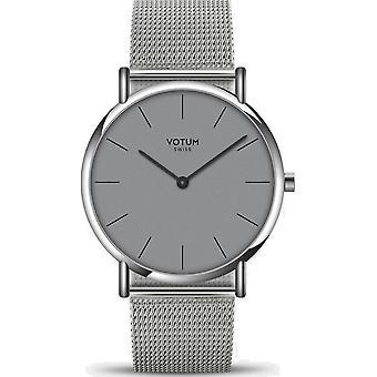 VOTUM - Unisex watch - SLICE - Pure - V04.10.20.91 - Milanaisband - Steel