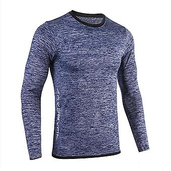 Hardlopen, Rashgard Long Sleeve Gym / sportkleding Compressie Dry Fit Shirts Fitness