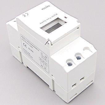 Programmierbare Digital Time Switch Relais Timer Steuerung Ac 220v 230v 110v 24v 12v