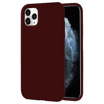 Ultra-Slim Case compatible with iPhone 12 Pro | In Wine, red |