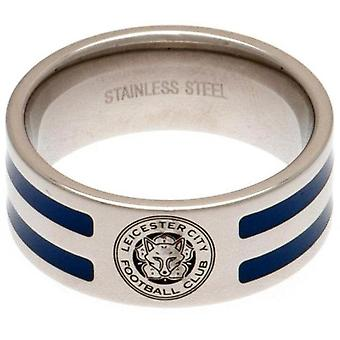 Leicester City FC Striped Ring