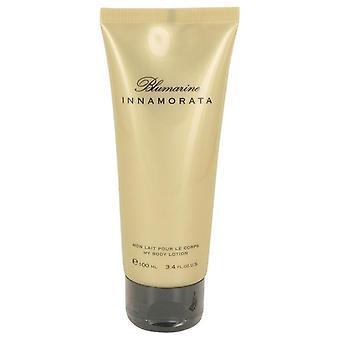 Blumarine Innamorata Body Lotion By Blumarine Parfums 3.4 oz Body Lotion