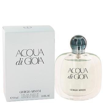 Acqua Di Gioia Eau De Parfum Spray da Giorgio Armani 1 oz Eau De Parfum Spray