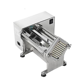 Elektrisk kommerciel kartoffel chip cutter pommes frites skæremaskine