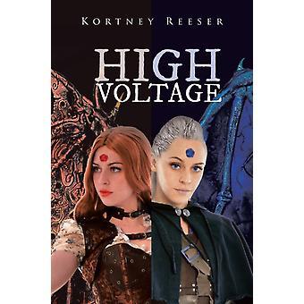 High Voltage door Kortney Reeser