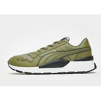 New Puma Men's RS 2.0 Trainers from JD Outlet Green