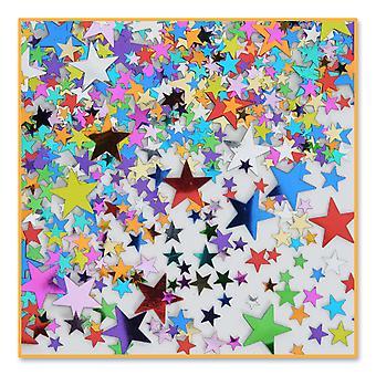 Pretty Party Stars Coriandoli (confezione da 6)