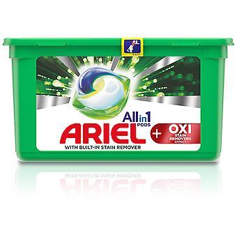 Ariel Pods 3 en 1 Oxi Ultra 14 lavadas