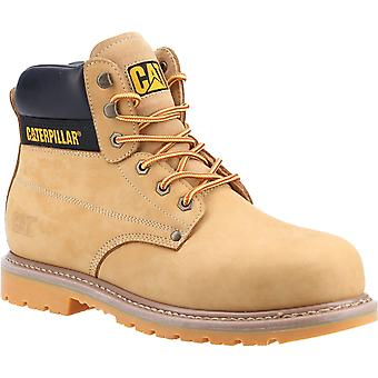 Caterpillar unisex powerplant s3 gyw safety boot various colours 32630