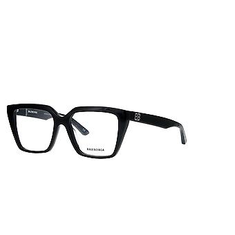 Balenciaga BB0130O 001 Black Glasses