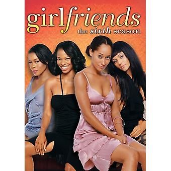 Girlfriends - Girlfriends: Season 6 [DVD] USA import
