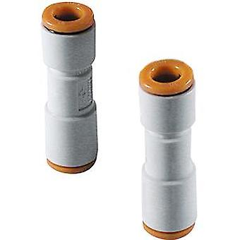 SMC Akh ikke retur ventil, 4Mm Tube 4Mm rør,-100 Kpa til 1 Mpa