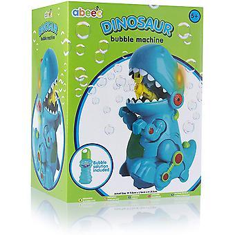Macchina per bolle giocattolo dinosauro