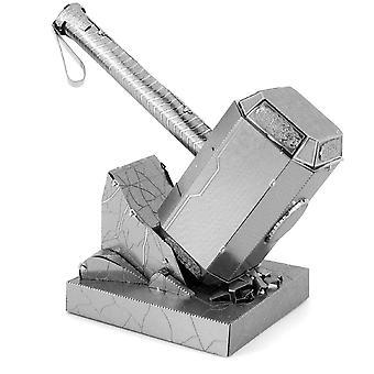 Thor Mjolnir metallinen maamallisarja
