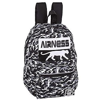 Airness - Liberty backpack, 1 compartment, capacity 16.80 liters, size 40x30x14, color: Black