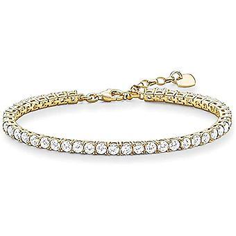 Thomas Sabo Armband Link Ring Damen vermeil - A1484-414-14-L19.5v