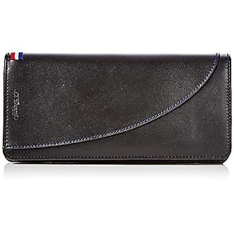 S.T. Dupont Defi Millenium - Long wallet, color: Blue