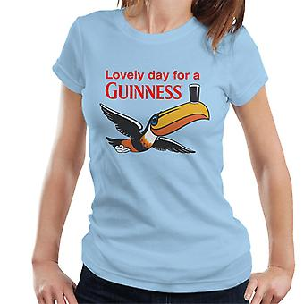 Guinness Toucan nydelig dag for en Guinness kvinners T-skjorte