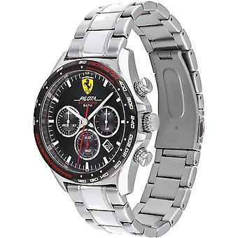 Scuderia Ferrari SF830714 PILOTA EVO Heren Horloge