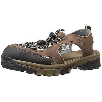 Rocky Womens rks0299 Leather Open Toe Casual Sport Sandals