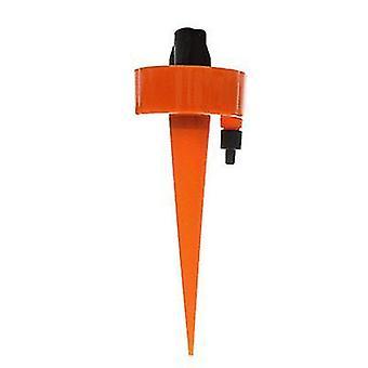6Pcs orange 36pcs automatic dripper, drip irrigation percolator for watering flowers az22175