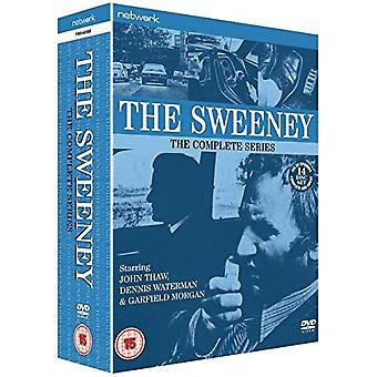 The Sweeney: The Complete Series DVD