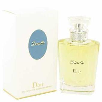 Diorella Кристиан Диор Eau De Toilette Spray 3.4 Oz (женщины) V728-405618