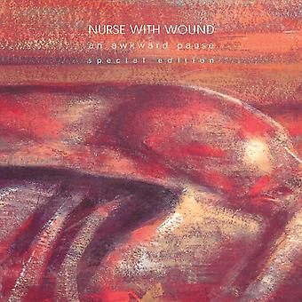Nurse With Wound - An Awkward Pause CD