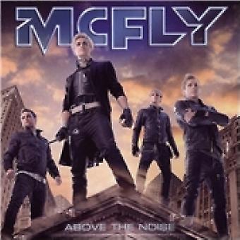McFly over støy-CD-en