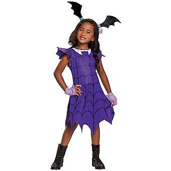 Vampirina Ghoul Vampire Hôtel Transylvanie Disney Halloween Enfants Filles Costume