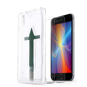 3pcs Tempered Glass Compatible With Iphone 6 P/6s P,transparent